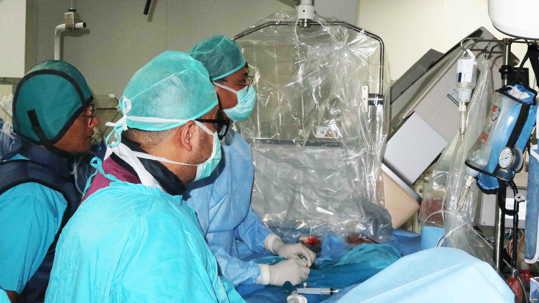 Ablasi Cryo di Rumah Sakit Jantung dan Pembuluh Darah Harapan Kita