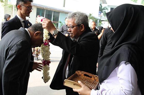 Presiden Zanzibar Kunjungi Pusat Jantung Nasional Harapan Kita